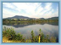 Úštěk - jezero