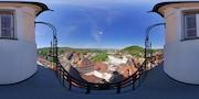Bílina - Výhled z radniční věže