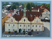 Kašperské Hory - radnice
