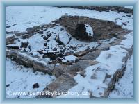 Archeologická rezervace - Kašperské Hory