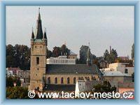 Tachov - Kostel
