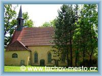 Tachov - Kostel sv. Václava