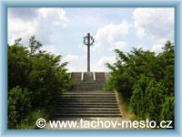 Tachov - Mohyla