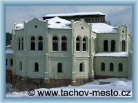 Tachov - Jízdárna