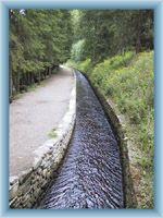 Kanál u Čeňkovy Pily