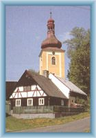 Kostel v Chodském Újezdu