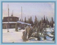 Meteorologická stanice na Churáňově
