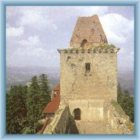 Hrad v Kašperských Horách