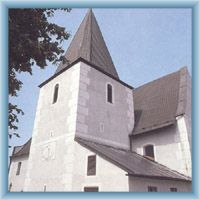 Kostel sv. Martina v Nicově