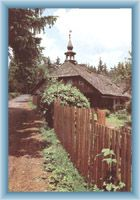 Klostermannova chalupa v Srní