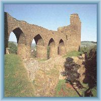 Zřícenina hradu Velhartice