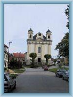 Kostel v Batelově