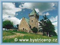 Bystřice nad Pernštejnem - Vítochovský kostelík sv. Michala