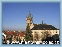 Humpolec - Kostel sv. Mikuláše