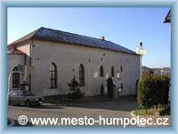 Humpolec - Židovská synagoga