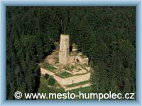 Humpolec - Hrad Orlík