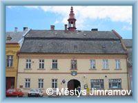 Jimramov - Radnice