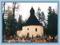 Kaple sv. Máří Mgdaleny