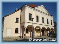 Třešť - Synagoga