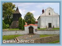 Kostel sv. Václava v Horním Studenci