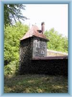 Větrný zámeček na Křemešníku
