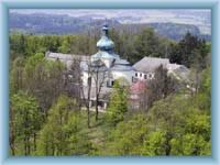 Kostel Nejsvětější Trojice na Křemešníku