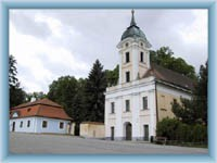 Kostel v Moravci