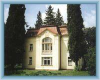 Bílá vila v Krucemburku