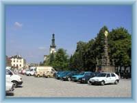 Náměstí v Polné
